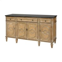 Terrebonne Credenza In Caramel Product Image