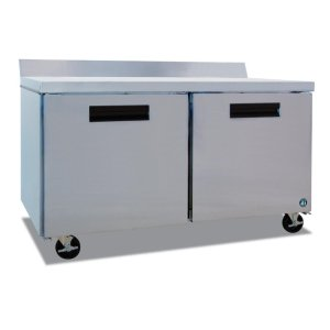 HoshizakiRefrigerator, Two Section Worktop