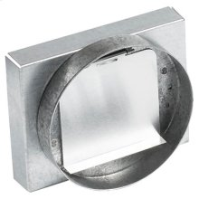 "4"" Metal Duct Connector for QTs"