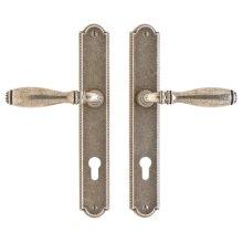 "Ellis Multi-Point Entry Set - 1 3/4"" x 11"" Silicon Bronze Brushed"