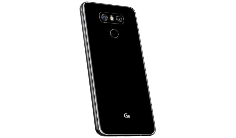 AS993BLACK in Smooth Black by LG in Grinnell, IA - LG G6 ACG