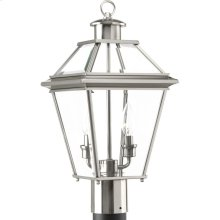 Burlington Collection Two-Light Post Lantern