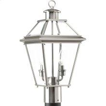 Burlington Collection Two-Light Post Lantern