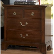 3-Drawer Night Stand