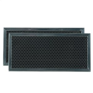 KITCHENAIDMicrowave Hood Charcoal Replacement Filter - 2 Pack