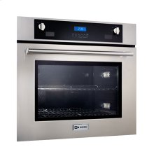 "Stainless Steel 30"" Self Cleaning Electric Oven (30 x 30)"