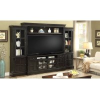 Concord 4 piece 72 in. Entertainment Wall Product Image