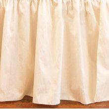 Serafina Crib Skirt Cream