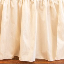 Serafina Crib Skirt Cream