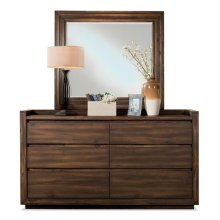 Modern Gatherings Dresser Brushed Acacia finish