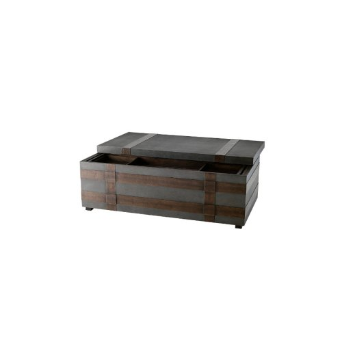 Muniment Cocktail Table, Dark Echo Oak