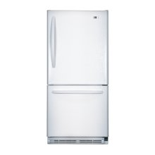 17.6 Cu. Ft. Frost-Free Bottom Freezer Refrigerator- ENERGY STAR