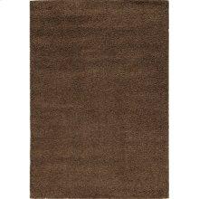 Shaggy 00010 Brown 4 x 6