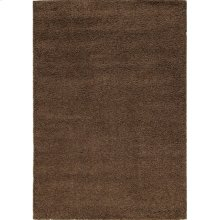 Shaggy 00010 Brown 4 x 6