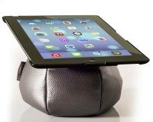 The Saddle Ipad Holder, Leather, Charcoal