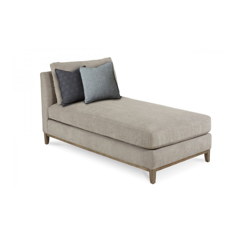 Epicenters Upholstery Chaplin Sectional Chaise