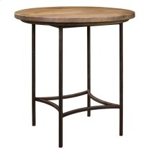 52 Diameter Pomona Round Bistro Table