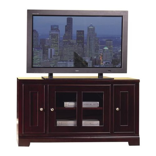 Urban Crossings 48-Inch TV Console Espresso finish