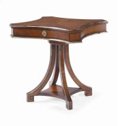 Consulate Hope Chairside Table