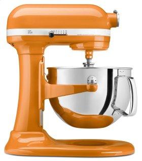 Pro 600 Series 6 Quart Bowl-Lift Stand Mixer - Tangerine