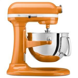 KitchenaidPro 600™ Series 6 Quart Bowl-Lift Stand Mixer - Tangerine