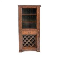 Kingston 1 Drawer Wine Cabinet