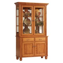 2-Door Hutch & Buffet