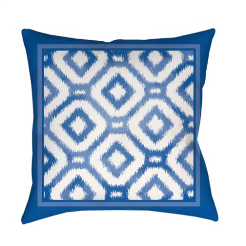 "Decorative Pillows ID-015 18"" x 18"""