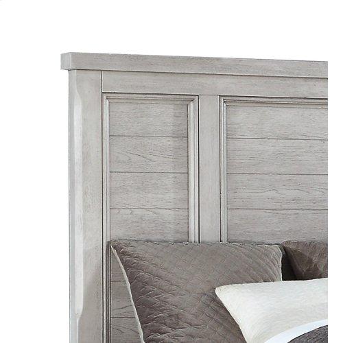 Emerald Home Warwick II Queen Bed Kit Grey B527-10-k