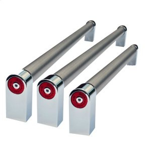 KitchenaidMedallion Handle Kit for French Door Bottom Mount Panel Ready Built-in Refrigerators