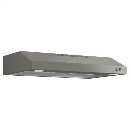 """RED HOT BUY- BE HAPPY ! GE® 30"""" ENERGY STAR Certified Under The Cabinet Hood"""
