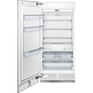 Thermador36-Inch Built-in Panel Ready Freezer Column with Internal Ice Maker