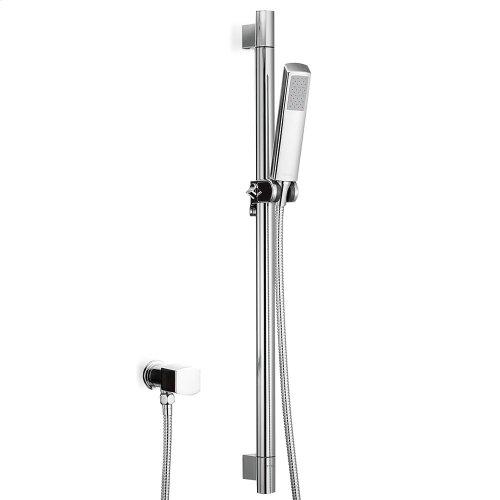 Soirée® Hand Shower Set (with slide bar and valve) - Brushed Nickel
