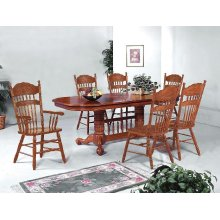 Double Press Beehive Arm Chair Asse