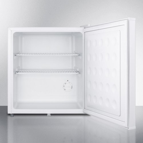Compact General Purpose All-refrigerator With Manual Defrost Operation and Front Lock