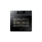 """30"""" Steam-Assisted Double Wall Oven, Graphite Stainless Steel Product Image"""