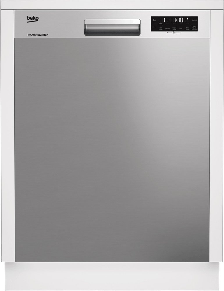 "Beko24"" Tall Tub, Front Control Dishwasher"