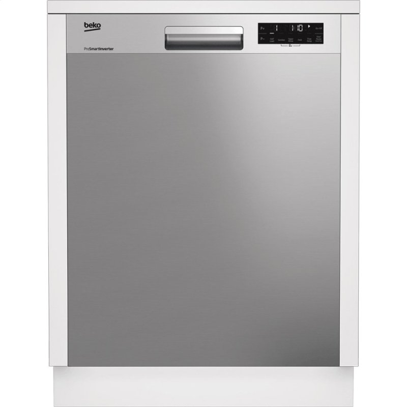"24"" Tall Tub, Front Control Dishwasher"