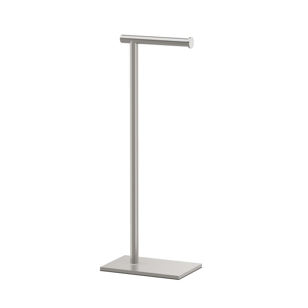 Latitude2 Tissue Holder Stand #2 in Satin Nickel