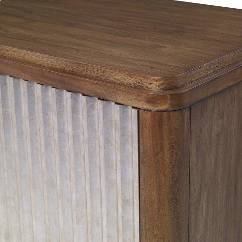 Flux 3 Door Cabinet