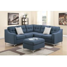 4-pcs Sectional