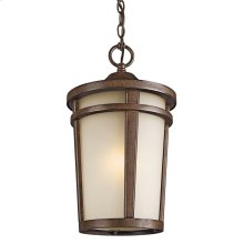 Atwood Collection Outdoor Hanging Pendant 1Lt