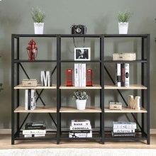 Segovia 4-tier Shelf