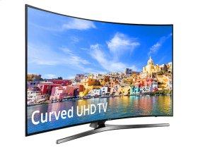 """55"""" Class KU750D Curved 4K UHD TV"""