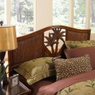 Havana Palm Queen Headboard Product Image