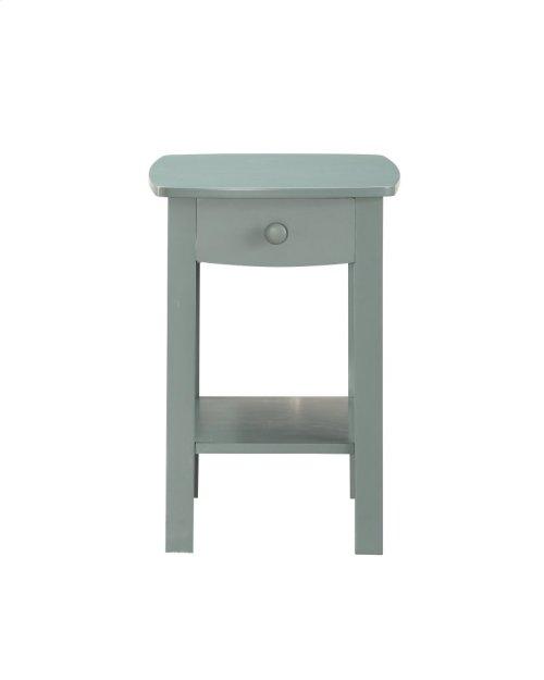 Emerald Home Home Decor 1 Drawer Nightstand-seafoam Green B343-04grn