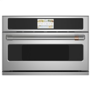 "Cafe AppliancesCafe 30"" Five in One Oven with 240V Advantium ® Technology"