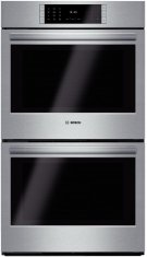"30"" Double Wall Oven Benchmark Series - Stainless Steel Product Image"