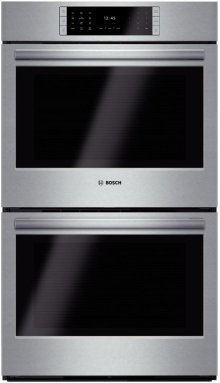 "30"" Double Wall Oven Benchmark Series - Stainless Steel"