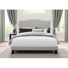 Kiley Bed In One - King - Glacier Gray
